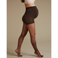 M&S Collection Maternity 7 Denier Bare Cooling Sheer Tights
