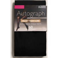 Autograph 60 Denier Luxury Velvet Touch Secret Slimming Opaque Body Shaper Tights
