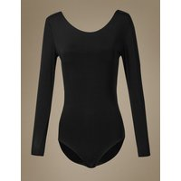 M&S Collection Light control Long Sleeve Body