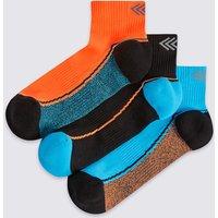 3 Pairs of Freshfeet Sports Socks (3-16 Years)