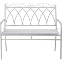 Rosedale Bench Grey