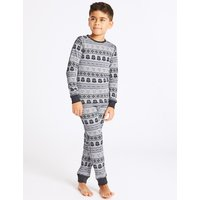 Cotton Blend Star Wars Thermal Set (18 Months - 16 Years)
