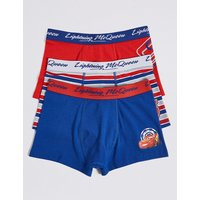 Cotton Disney Cars Trunks with Stretch (18 Months - 8 Years)