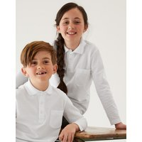 2 Pack Easy Dressing Unisex Polo Shirts