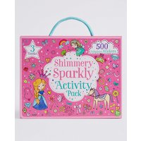 Shimmery Sparkly Activity Pack