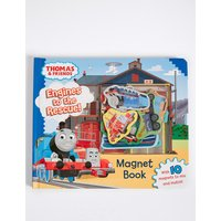 Thomas & Friends Engines to the Rescue! Magnet Book