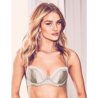 Rosie for Autograph Silk & Lace Padded Balcony Bra A-E