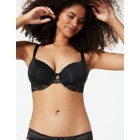 MandS Collection Perfect Fit Lace Padded Full Cup Bra A-E