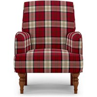 Express Denford Armchair Afton Red