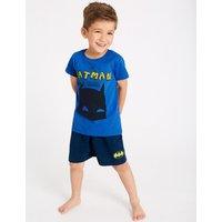 Batman Short Pyjamas (2-8 Years)
