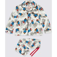 Paddington Pure Cotton Pyjamas (9 Months - 7 Years)