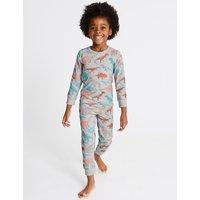 Dinosaur Print Pyjamas (1-7 Years)