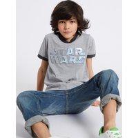 Cotton Rich Star Wars T-Shirt (3-14 Years)