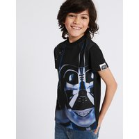 Pure Cotton Star Wars T-Shirt (3-14 Years)