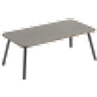 BERNON sohvapöytä 55x110 cm Harmaa