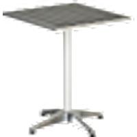 ALUNDA pöytä 70 x 70 cm Musta