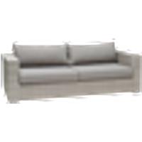 3:n istuttava HAMILTON sohva Harmaa