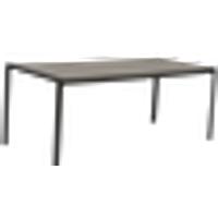 Åminne-pöytä 85 x 190 cm Harmaa