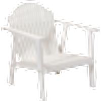 Bullerö-nojatuoli Valkoinen
