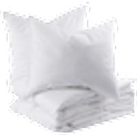 BASIC vuodevaatepakkaus, 4 osaa valkoinen