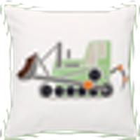 ALBIN-tyynynpäällinen ekologista puuvillaa 45x45 cm Monivärinen