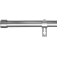 SCALA-verhotanko Teräksenvär 210–380 cm