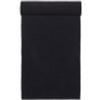 ACCERA-puuvillamatto 70x150 cm Musta