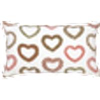 BELINDA tyynynpäällinen 70x40 cm Valkoinen