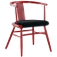 ABISKO-tuoli Punainen