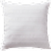 ALLIE -tyynynpäällinen 50x50 cm Luonnonvalkoinen