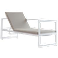ALASSIO aurinkovuode/sohva Valkoinen