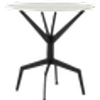 APOLLO ruokapöytä ø 75 cm Valkoinen