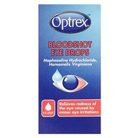 Optrex Bloodshot Eye Drops - 10 ml