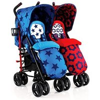 Cosatto To and Fro Double Stroller Hotchpotch