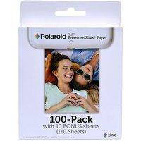 Polaroid Zink premium photo paper 2x3 inches 110 pack