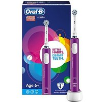 Oral-B Junior Electric Toothbrush For Children Aged 6+ in Purple