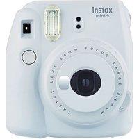 Fujifilm Instax mini 9 with 10 shots - Ash White