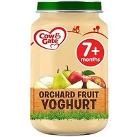 Cow & Gate Orchard Fruit Yoghurt from 7m Onwards 200g