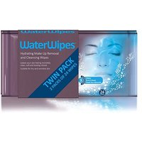 WaterWipes Sensitive Facial Wipes Twin Pack 2x24s