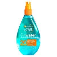 Ambre Solaire UV Water Clear Sun Cream Spray SPF 20 150ml