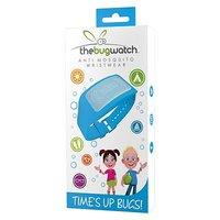 Kids Bug Watch Anti-Mosquito Blue Wrist Band