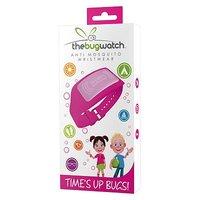 Kids Bug Watch Anti-Mosquito Pink Wrist Band