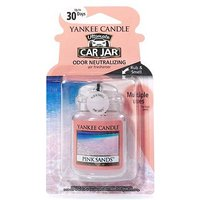 Yankee Candle Classic - Car Jar Ultimate Pink Sands