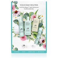 Liz Earle Your Daily Routine with Skin Repair Light Moisturiser Combination/oily