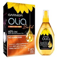Garnier Olia Bold Intense Copper 7.40: Colour Kit