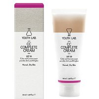 Youth Lab cc complete cream spf30 normal/dry skin 50ml