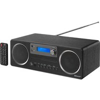 JVC  RD-D70 Wireless Traditional Hi-Fi System - with USB Connector, Black