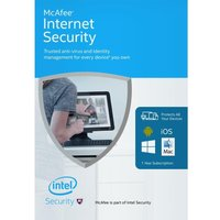MCAFEE  Internet Security Unlimited 2016