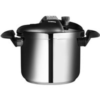TOWER T90103 22 cm Pressure Cooker - Stainless Steel, Stainless Steel