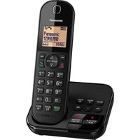 PANASONIC KX-TGC420EB Cordless Phone with Answering Machine